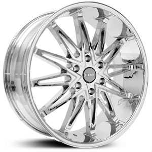 Dcenti DW5B  Wheels Chrome