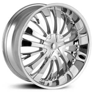 Dcenti DW705  Wheels Chrome