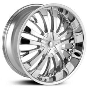 Dcenti DW706  Wheels Chrome