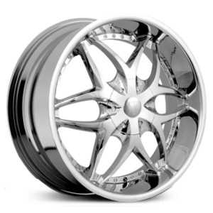 Dcenti DW709  Wheels Chrome