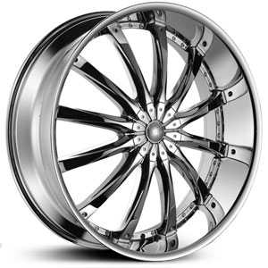 Dcenti DW8  Wheels Chrome