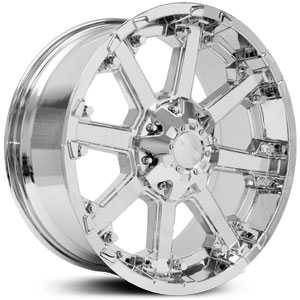 Dcenti DW3  Wheels Chrome