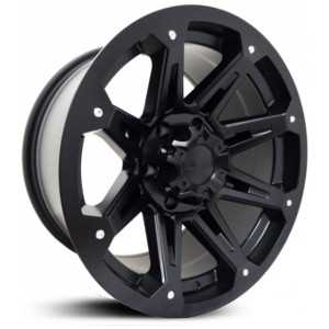 Dcenti DW901  Wheels Flat Black