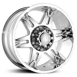 Dcenti DW902  Wheels Chrome