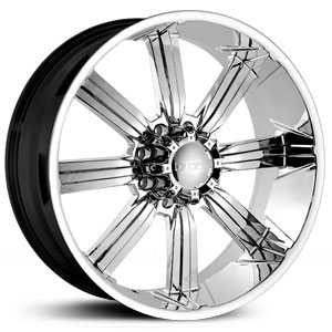 Dcenti DW903  Wheels Chrome