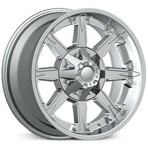 Dcenti DW920  Wheels Chrome
