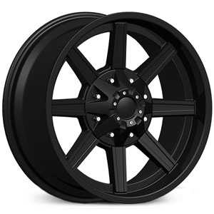 Dcenti DW930  Wheels Flat Black
