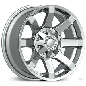 Dcenti DW950  Wheels Chrome