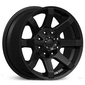 Dcenti DW950  Wheels Flat Black