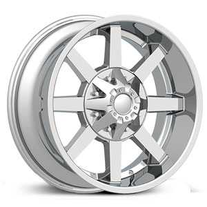 Dcenti DW960  Wheels Chrome