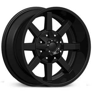 Dcenti DW960  Wheels Flat Black