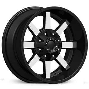 Dcenti DW960  Wheels Machined Black