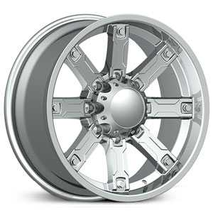 Dcenti DW970  Wheels Chrome