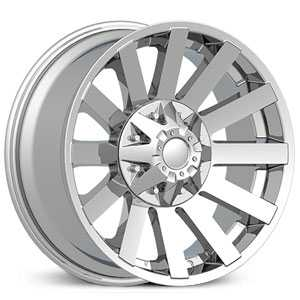Dcenti DW980  Wheels Chrome