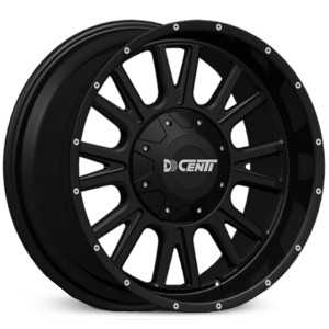 Dcenti DW990  Wheels Flat Black