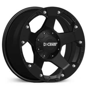 Dcenti DW995  Wheels Flat Black