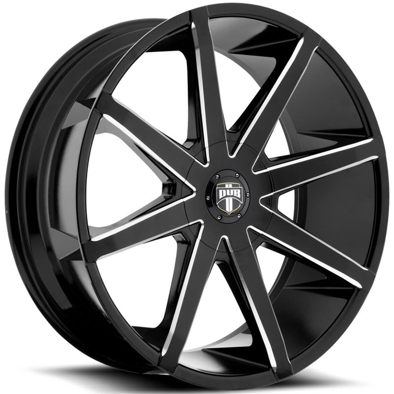 Dub Push S109 Black