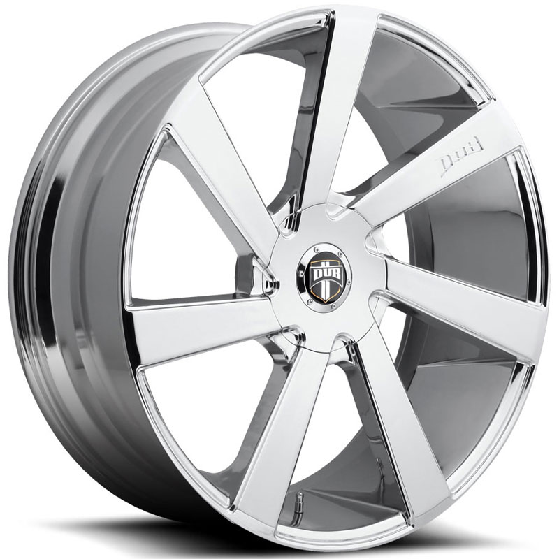 Dub Directa S132  Wheels Chrome