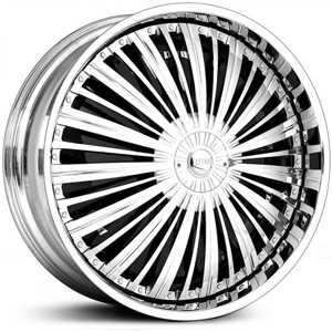 Dub Showtime Spinner S794  Wheels Chrome
