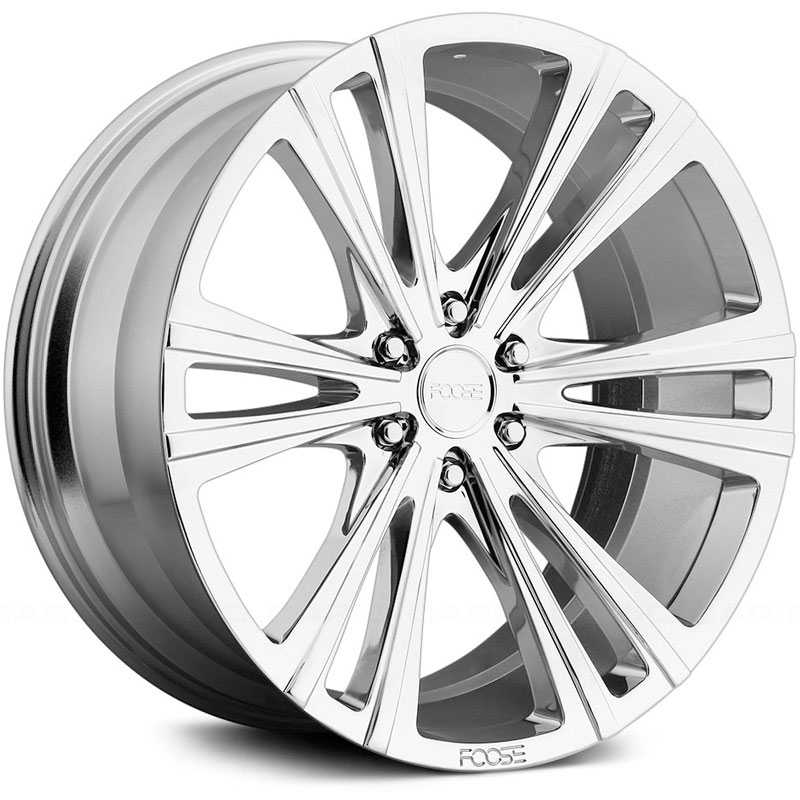 F159 Wedge Chrome