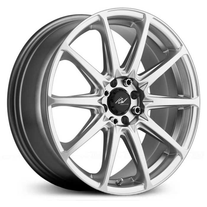 ICW Racing 215H Banshee  Wheels Hyper Silver