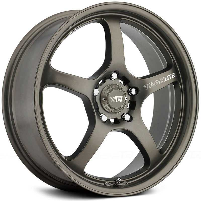Motegi Racing MR131 Traklite  Wheels Matte Bronze
