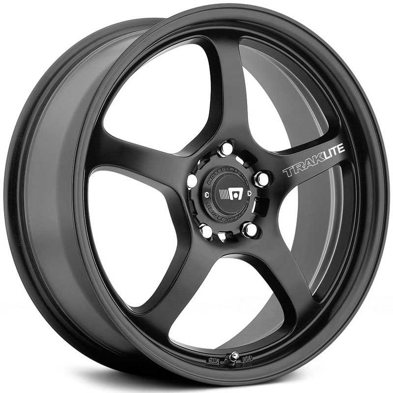 Motegi Racing MR131 Traklite  Wheels Satin Black