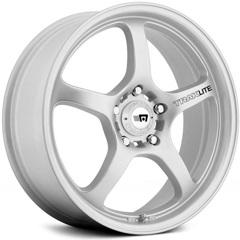 Motegi Racing MR131 Traklite  Wheels Silver