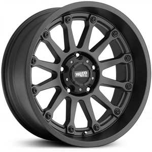 Moto Metal MO971  Wheels Satin Black
