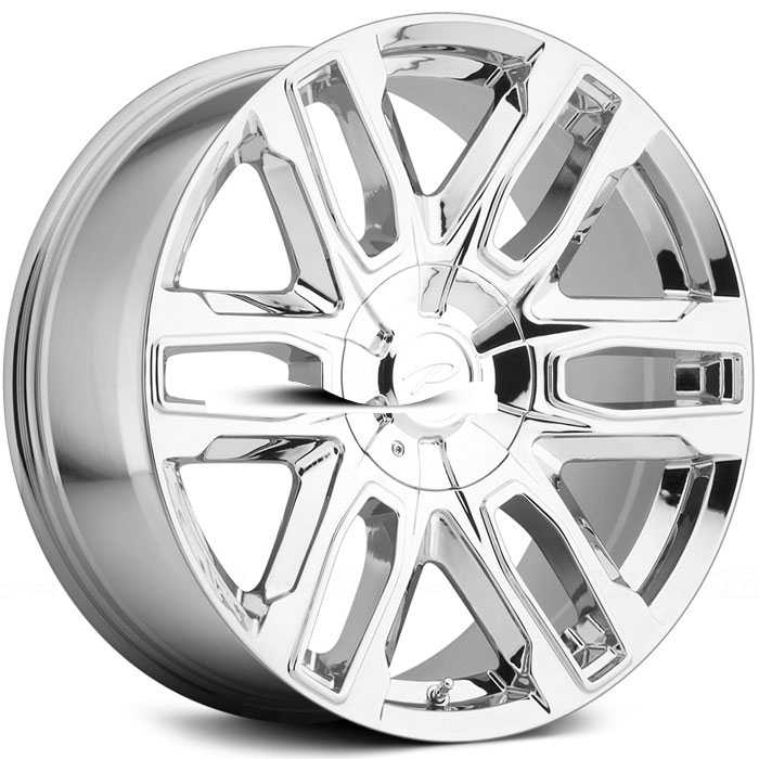 Pacer 787C Benchmark  Wheels Chrome