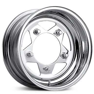Pacer 86C VW Baja 5 Spoke  Wheels Chrome