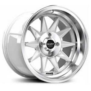 Ruff Racing R358 White