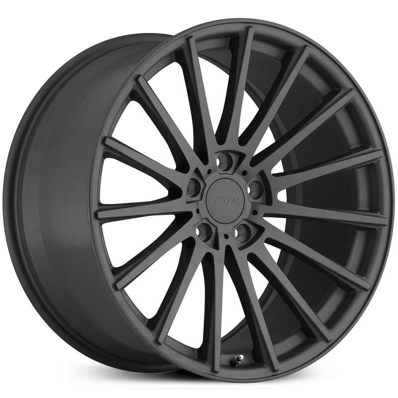 TSW Chicane  Wheels Matte Gunmetal