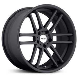 TSW Rouen  Wheels Matte Black