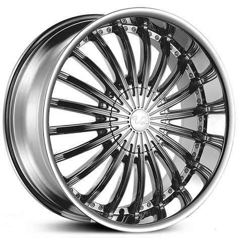 U2 29  Wheels Chrome