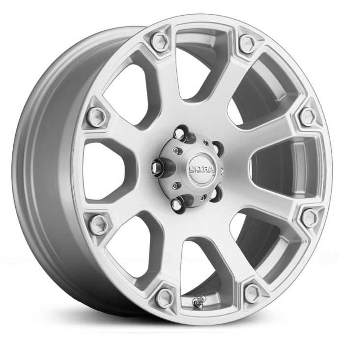 Ultra 245S Spline Bright Silver w/ Ultra Armor All-Season Coating