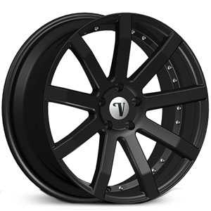 Velocity VW-19  Wheels Matte Black
