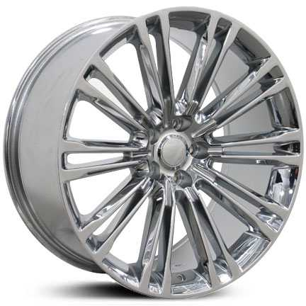 Chrysler 300 Style (CL05)  Wheels Chrome