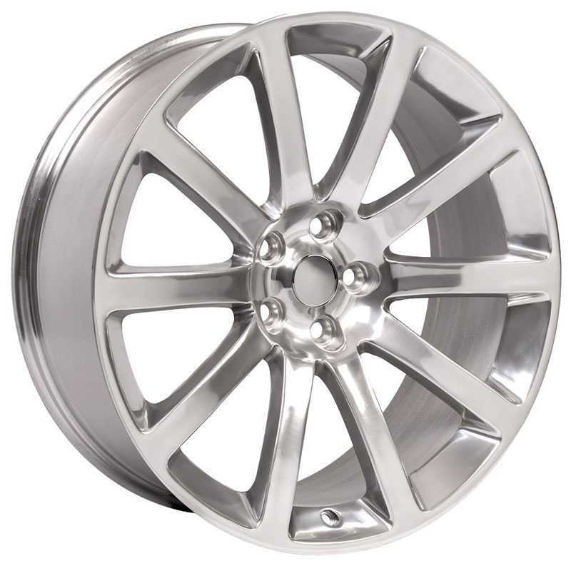 Chrysler 300 SRT Style (CL02)  Wheels Polished