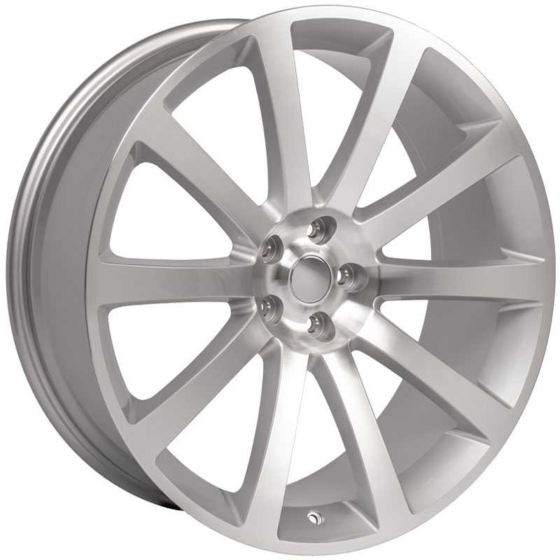 Chrysler 300 SRT Style (CL02)  Wheels Silver