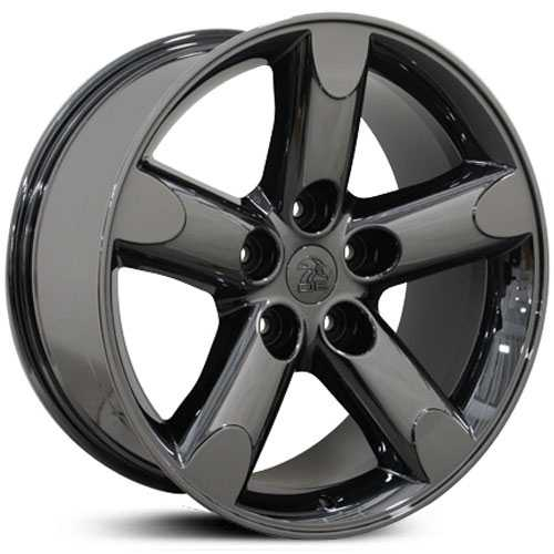 Dodge 20X9 Ram 1500 Style (DG56) PVD Black Chrome MID Wheels & Rims