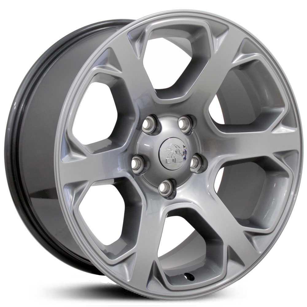 dodge ram 1500 dg60 factory oe replica wheels rims. Black Bedroom Furniture Sets. Home Design Ideas