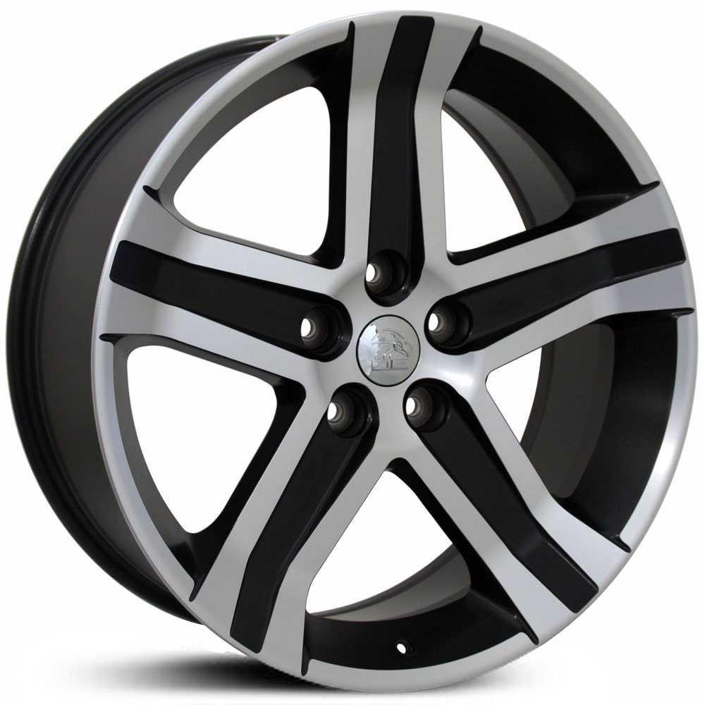 dodge ram  style dg factory oe replica wheels rims