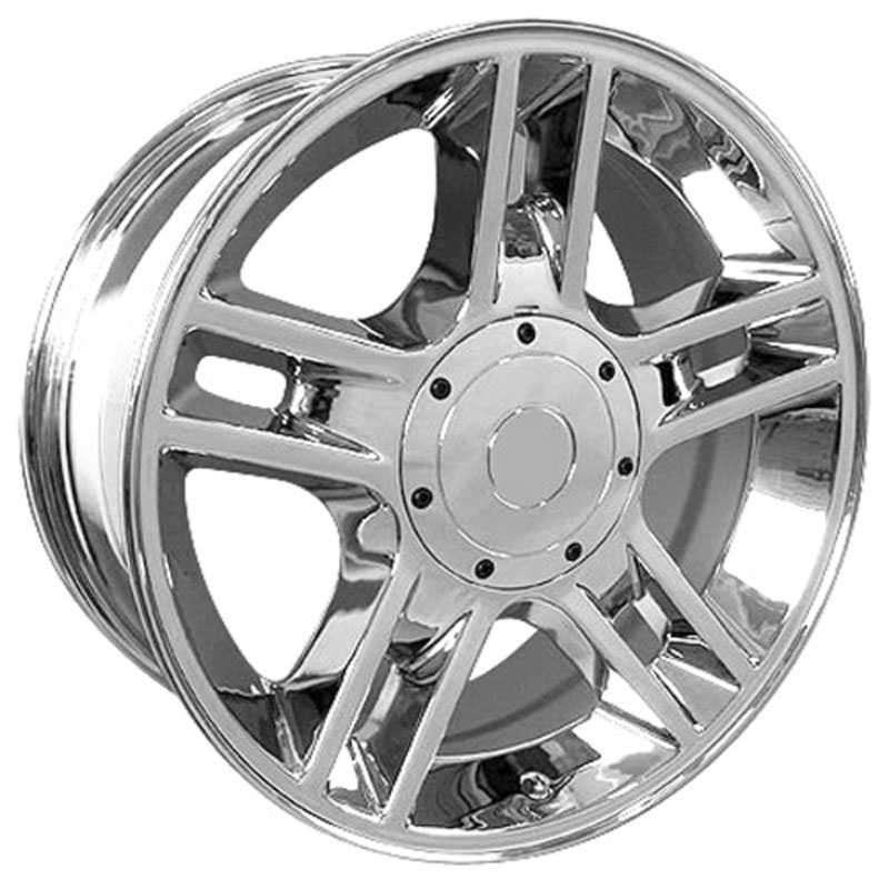 Fits Ford F-150 Harley Style (FR81)  Wheels Chrome