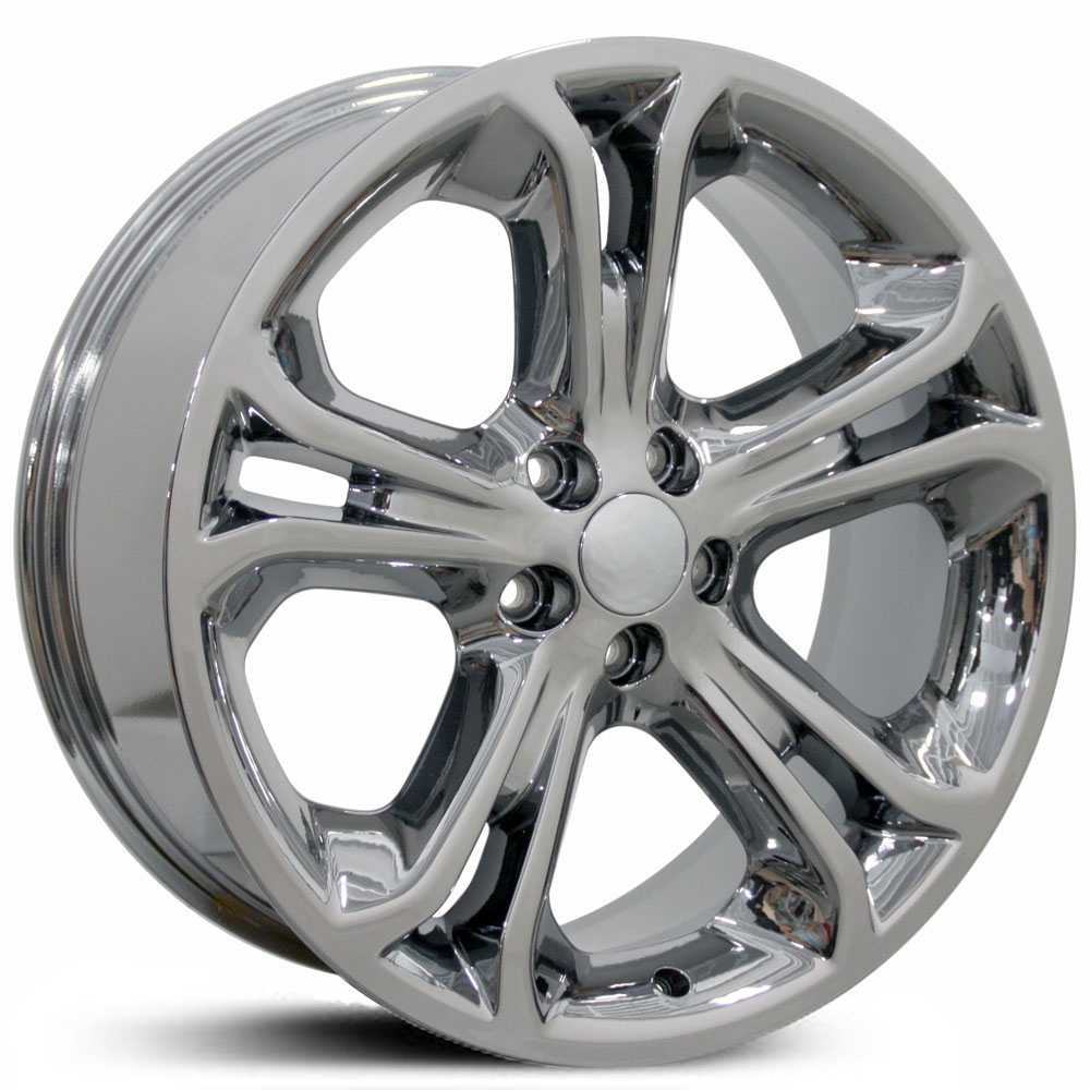 Fits Ford Explorer FR97  Wheels PVD Chrome