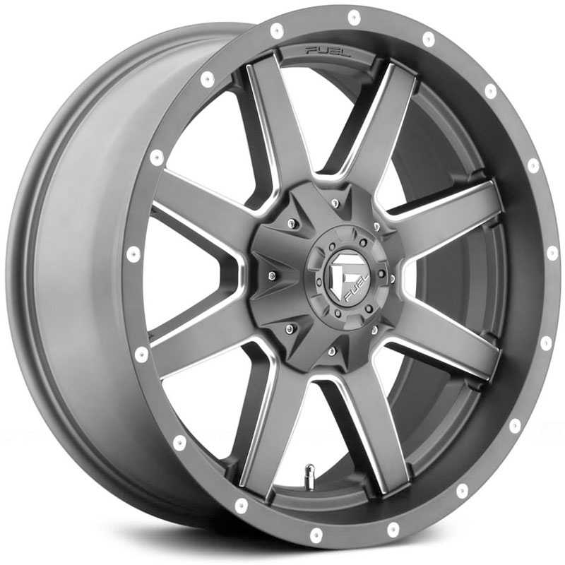 D542 Maverick Matte Anthracite