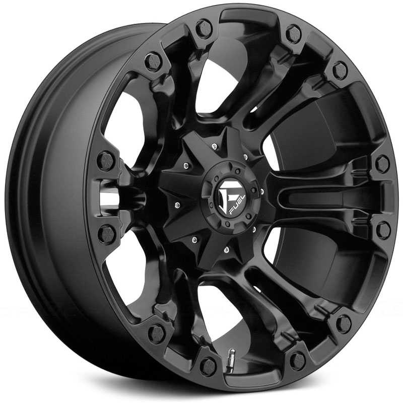 Fuel D560 Vapor Black