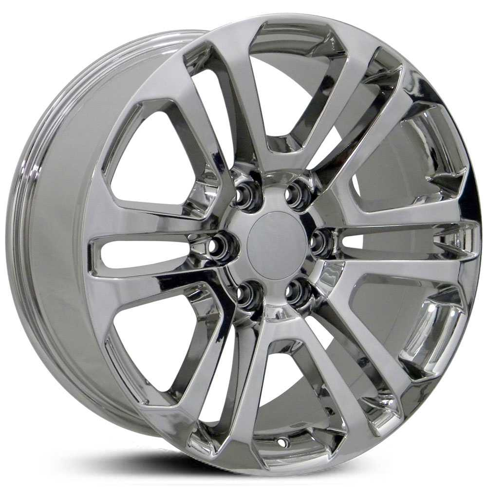 GMC Sierra 1500 Style (CV99)  Wheels Chrome