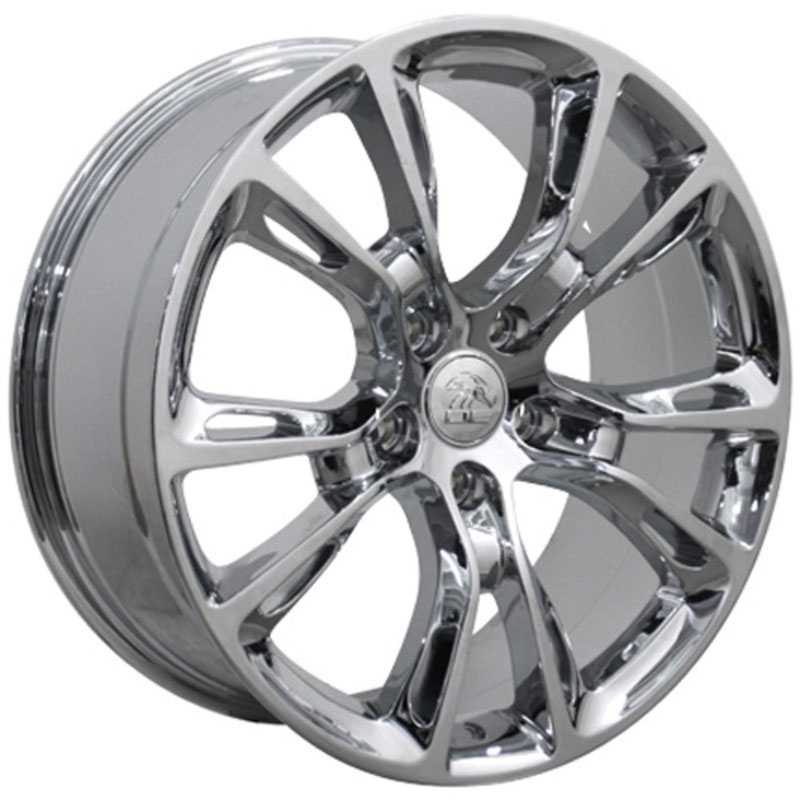 Jeep Grand Cherokee SRT8 (JP16)  Wheels Chrome