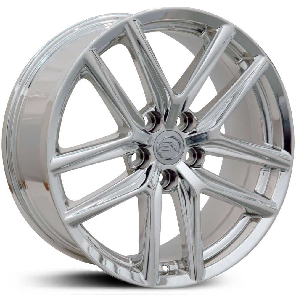 Lexus IS (LX42)  Wheels PVD Chrome
